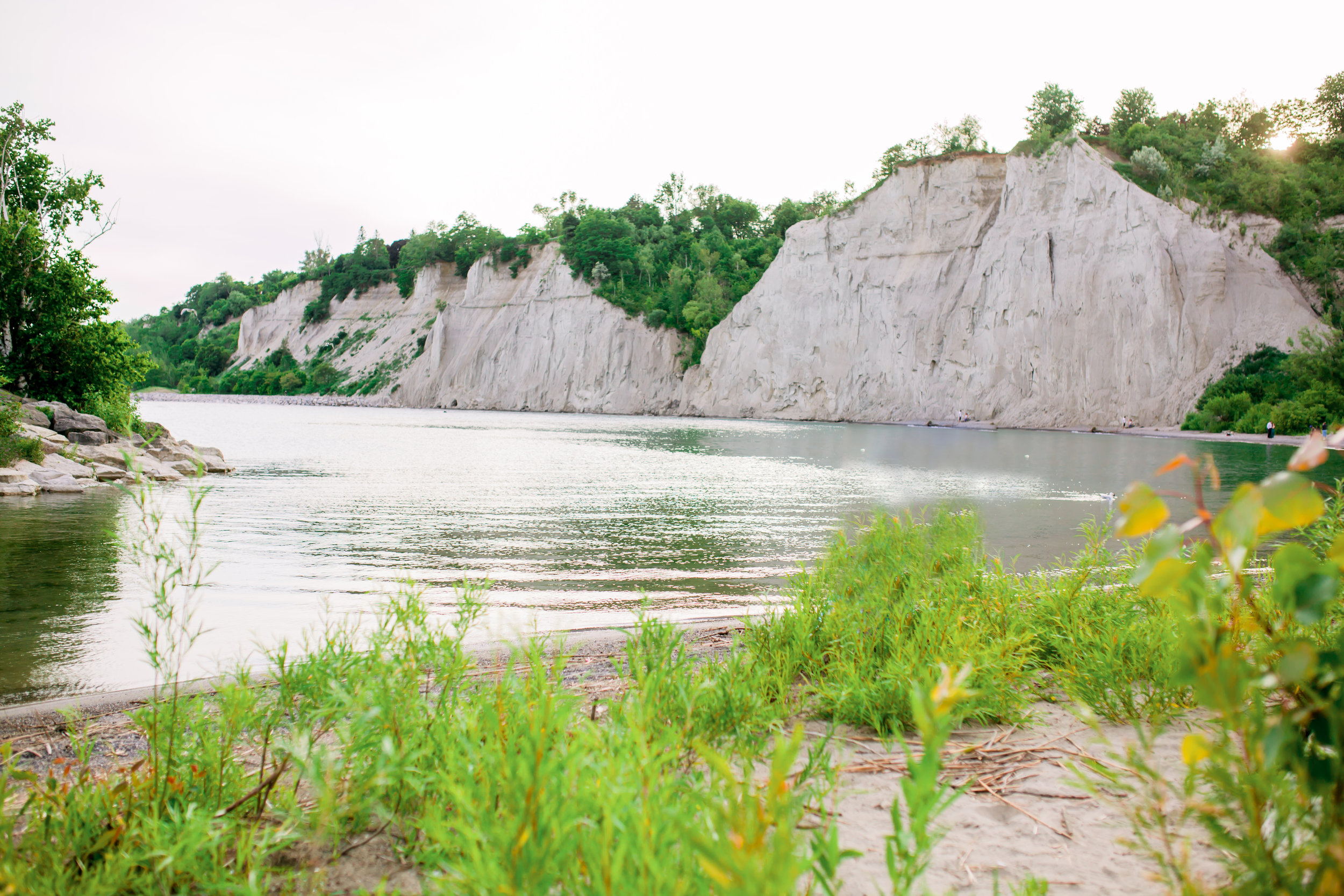 Scarborough bluffs Toronto Blogger Architecture Ontario Nature Blogs After 50 years old greenery