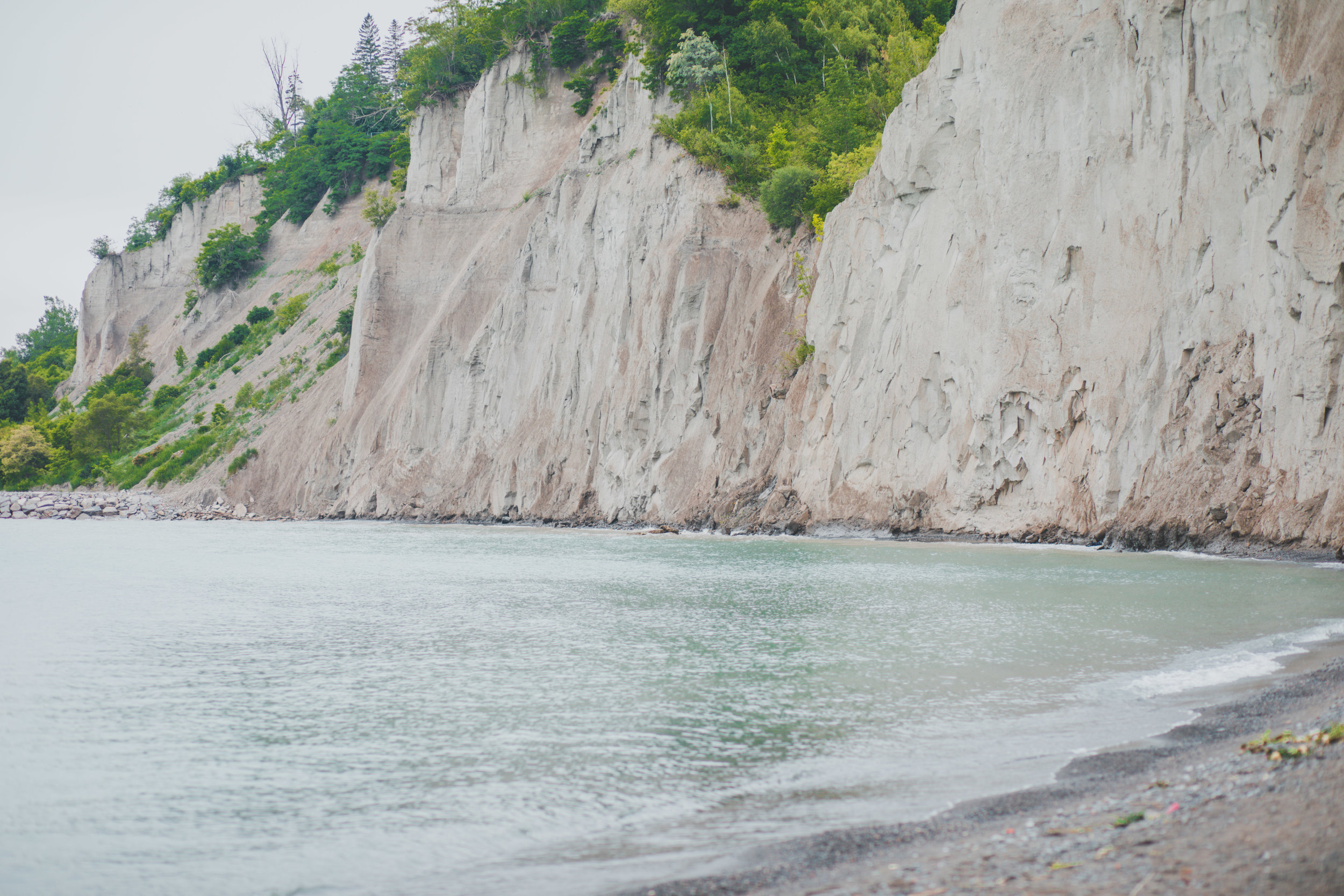 Scarborough Bluffs Toronto Blogger Architecture Ontario Nature Blogs After 50 years old greenery Canada Geese