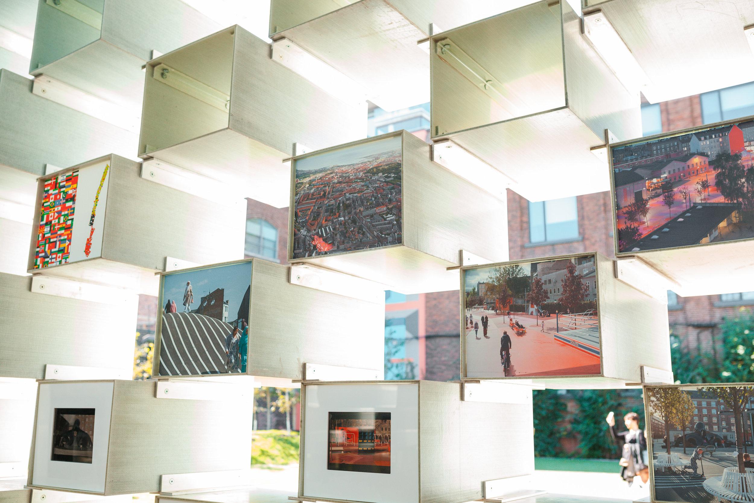 Unzipped paviion Bjarke Ingels Toronto Architecture Toronto Architect Ontario Design Westfield Katia Marten Blogger After 50