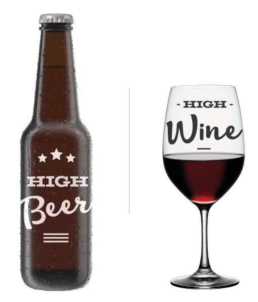 kies een high beer of high wine in apeldoorn