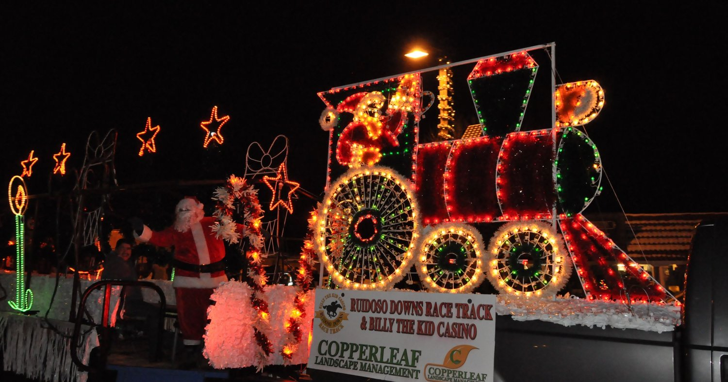 Ruidoso Christmas Parade 2020 Calendar of Events — Parks & Recreation   The Village of Ruidoso, NM