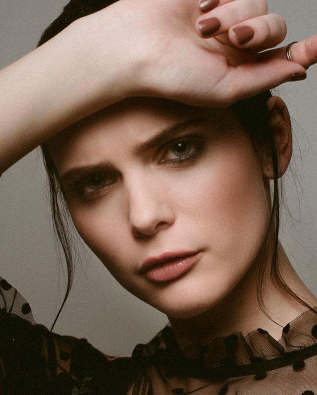Eyes that cut. @linnilofstrand  Agency: @nextcanada  Makeup: @smashspfx  Styling: @melanielianstyle  1st Assist: @dortasphotography  2nd Assist: @aamistad