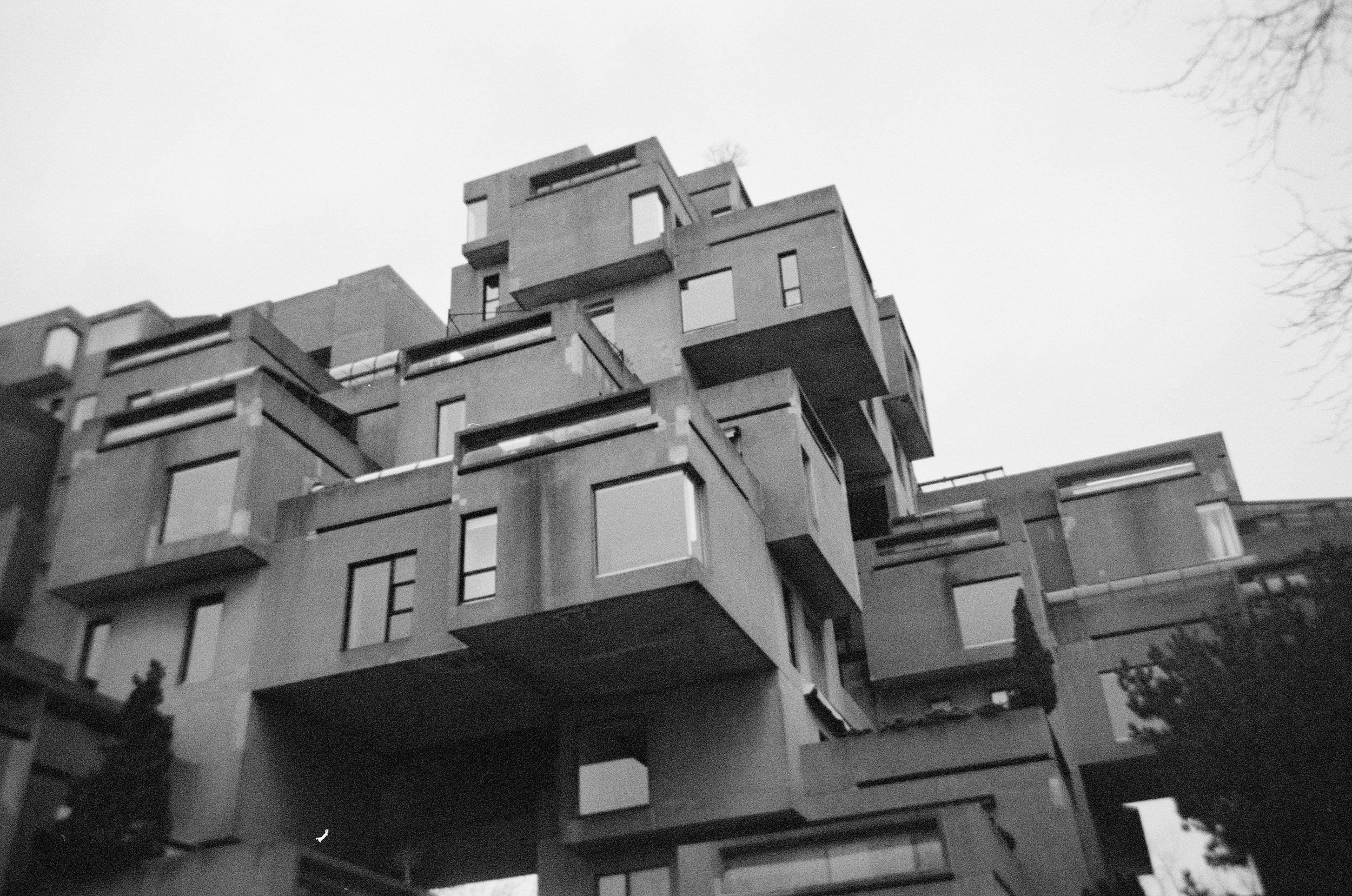 Habitat '67 - Ilford XP2
