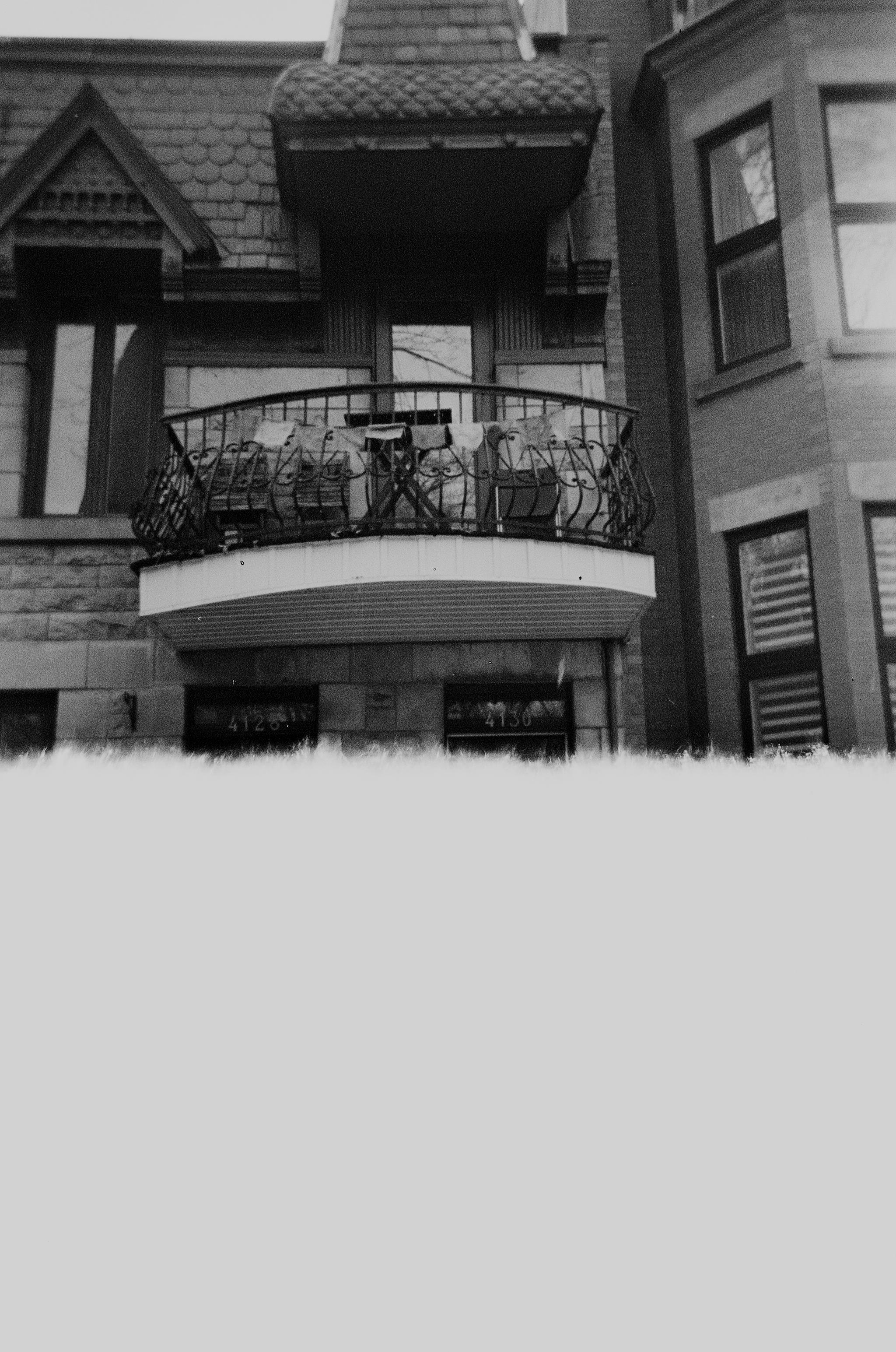 WAV CAV - Airbnb from Fall 2017 - Ilford XP2