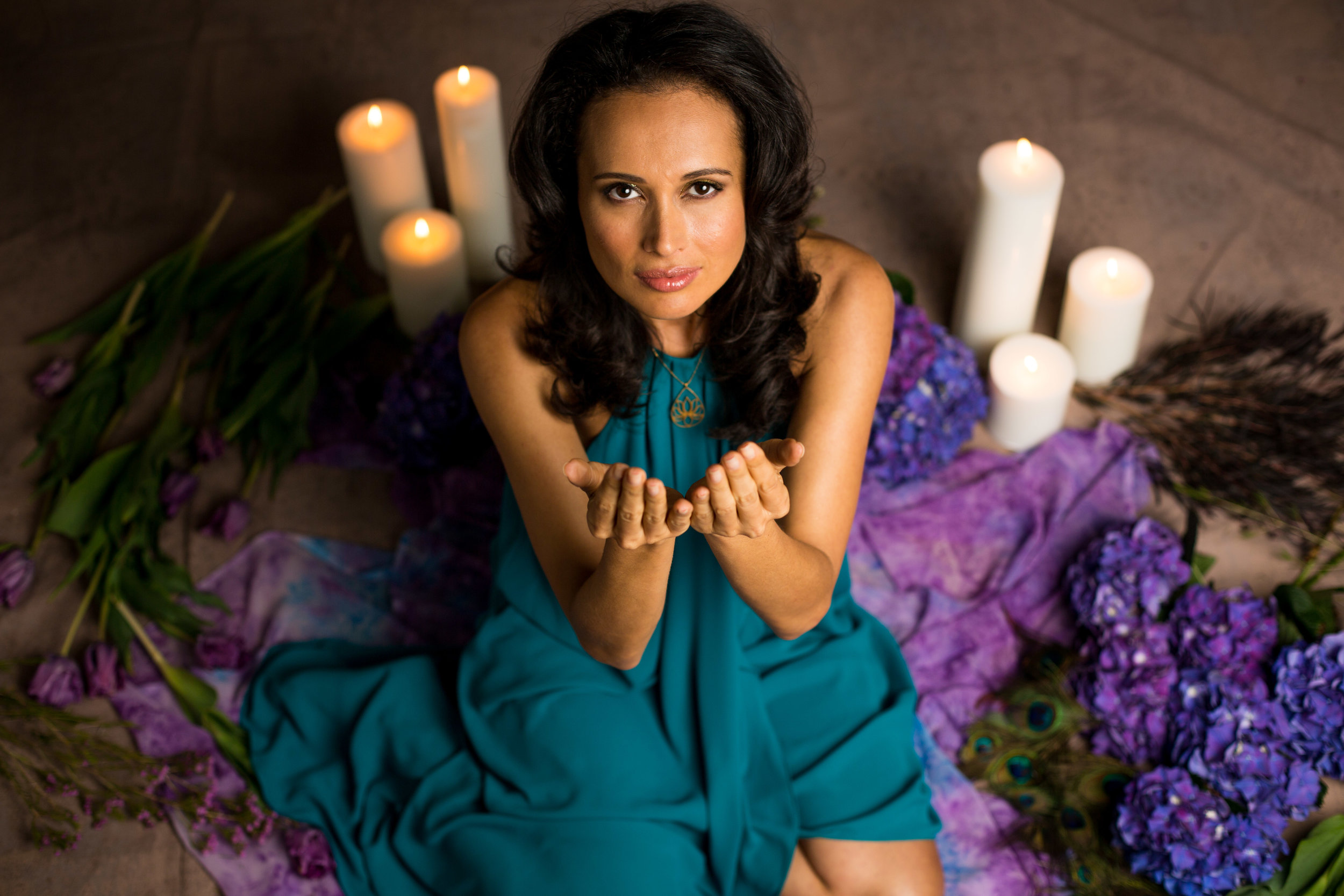 Myriam Llano Divine Renewal Program