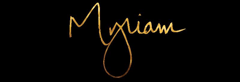 Myriam Signature