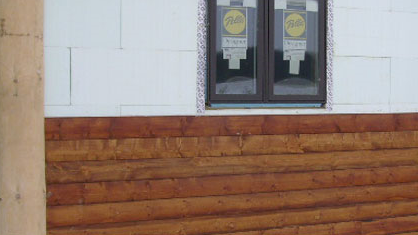 Half Log Wall System