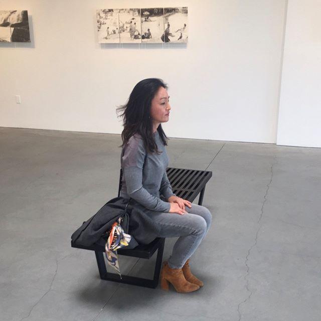 @minnesotastreetproject #sfmodernart #sfart #impossiblefest @renabranstengallery by @nue_experience #richardkalisher #ferrisbuellersdayoff