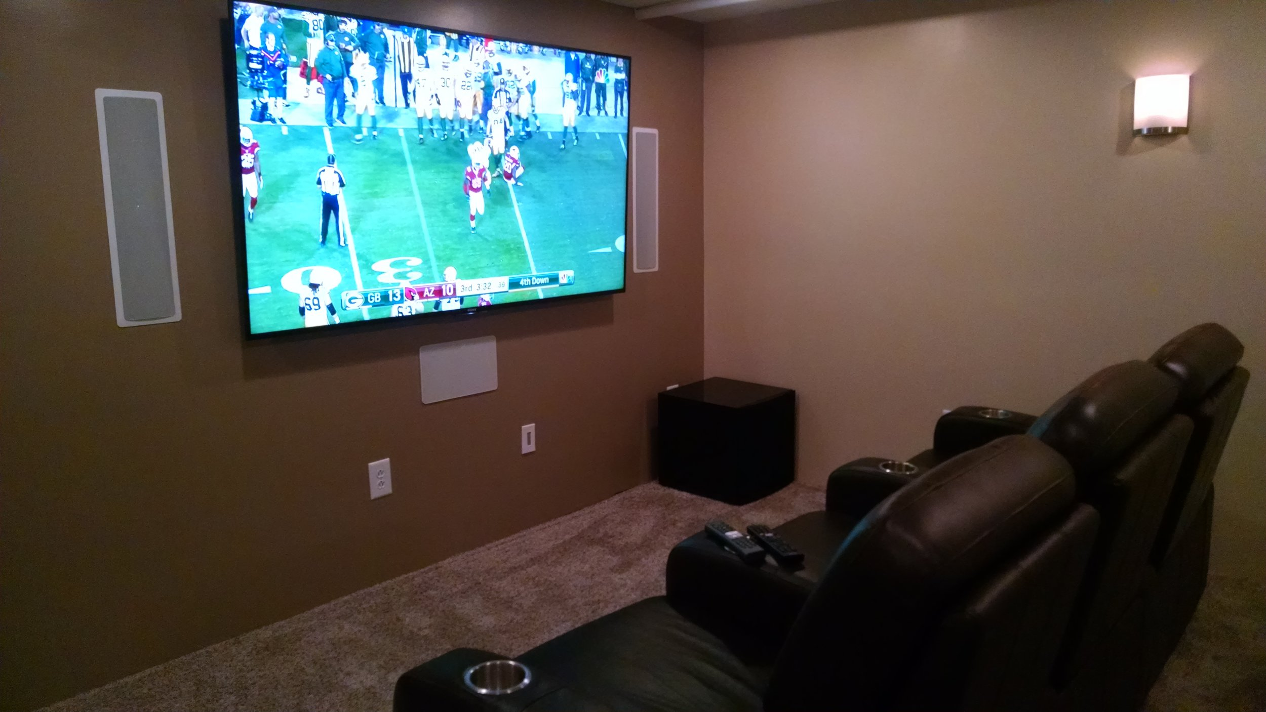 Cinemagic - Pittsburgh's Home Entertainment Installation Specialists. Indoor, Outdoor, TV, Audio, Home Automation- we do it all! Give your Entertainment Space the upgrade it deserves. Click on any of the images above to learn more about our products and services. Then call Marty at 412-716-5500 to schedule your FREE in home consultation.
