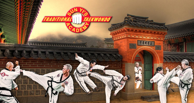 Tradtional Tae Kwon Do Sun Yi's Academy