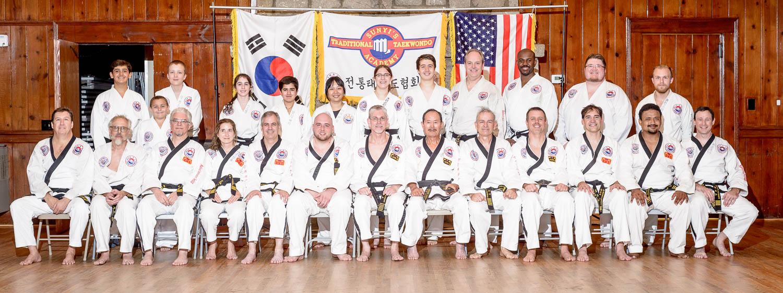 2015 North Carolina Black Belt Class with Grand Master Yi