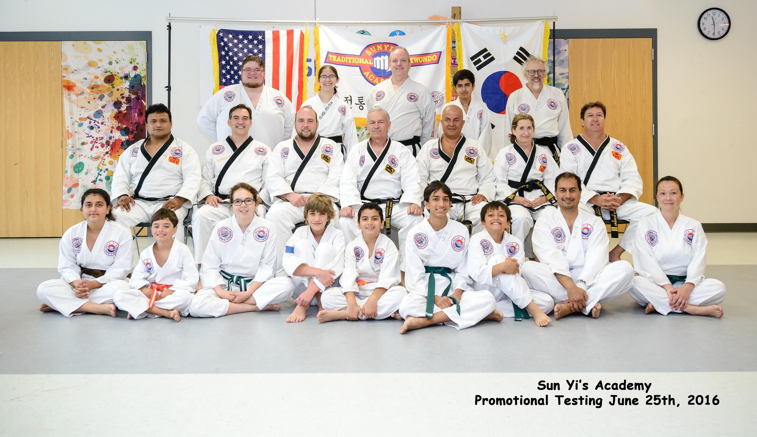 Sun Yi's Academy,Raleigh,NC