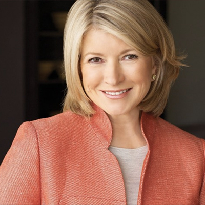 Martha Stewart (founder of MSLO)