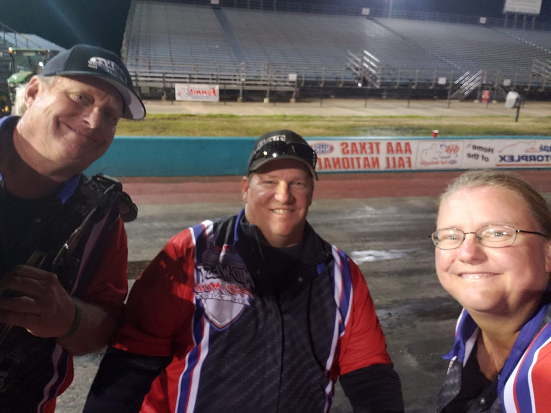 Jimmy Biggs, Jimmy Boles, & E3xtreme Co-Founder Ellen Eschenbacher