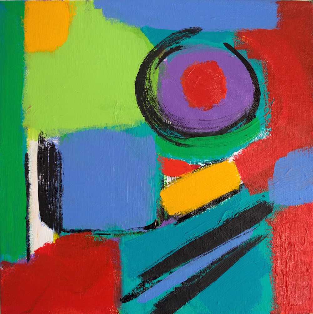 Painting Music Four