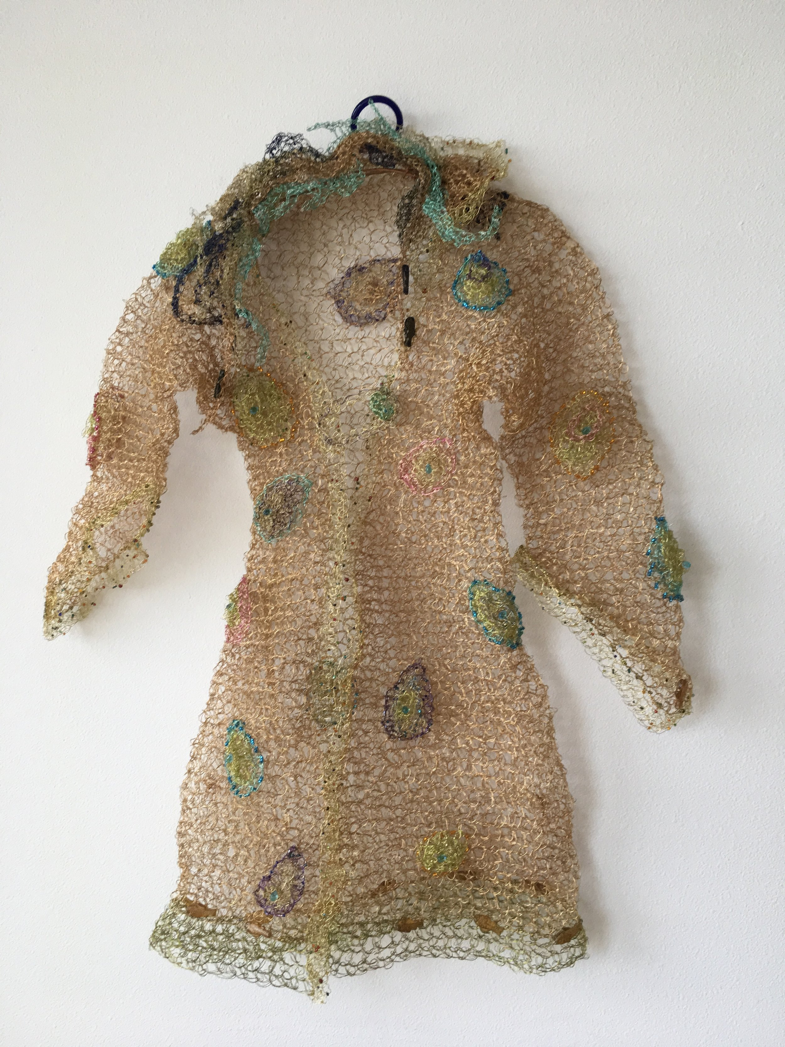 Evening Coat For a Mermaid