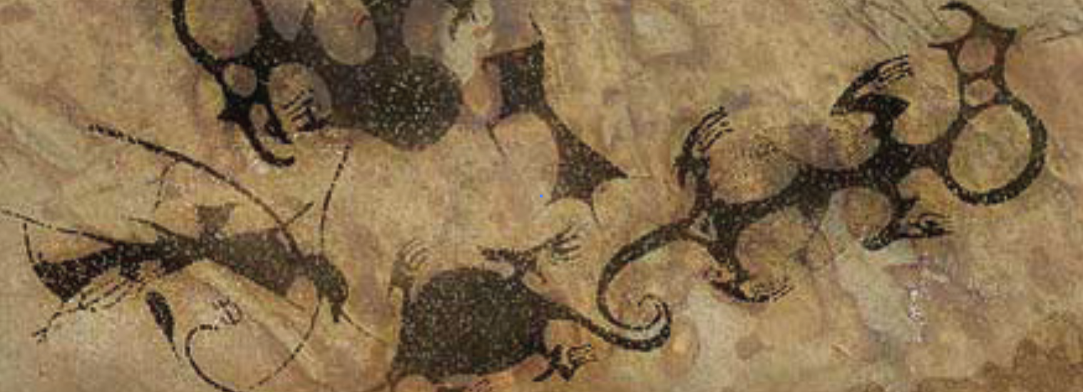 Opihi Taniwha – Hanging Rock, Opihi River circa (750-1300AD)