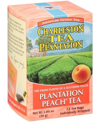 Charleston Tea Plantation Plantation Peach Tea