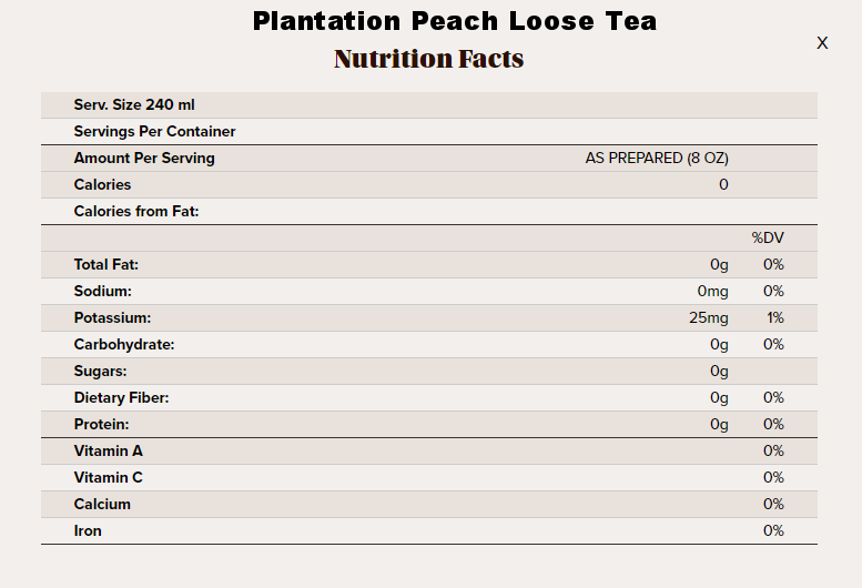 peach loose tea nutritional info.png