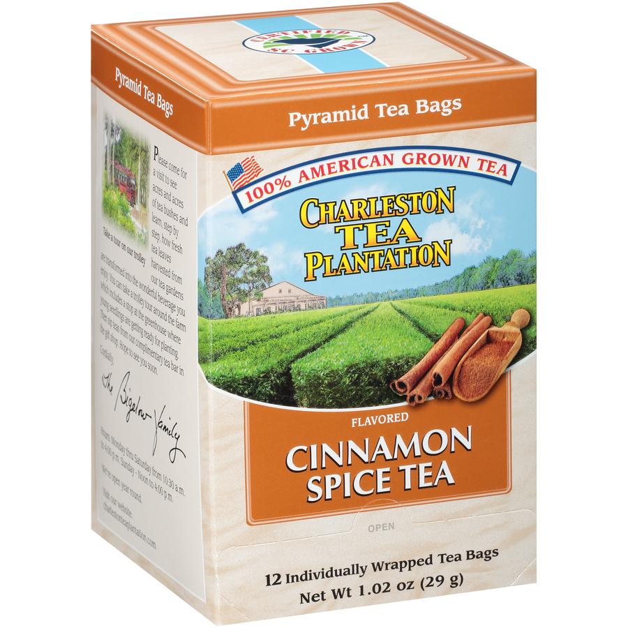 Cinnamon Spice Pyramid Teabags