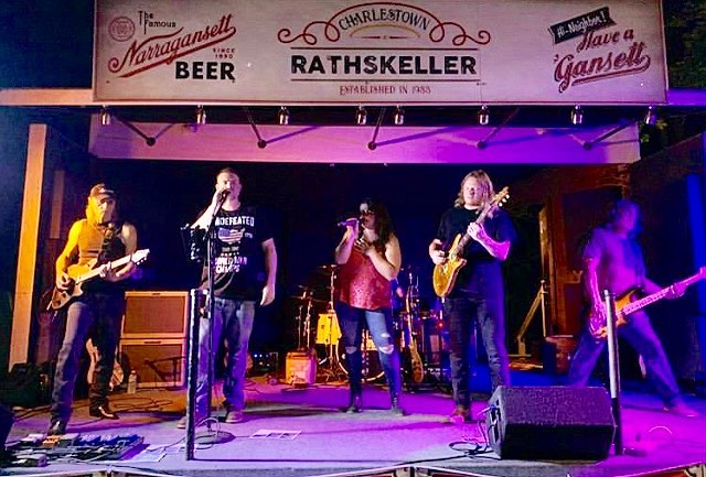 Thanks to the @charlestown_rathskeller for having us down last night!! We had a blast, see you Labor Day weekend!!#charlestownrathskeller #countrymusic #brandedcountry #brandedcountrythatrocks #coverband #partytime #livemusic #localmusic