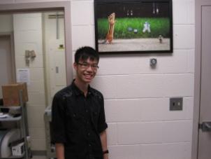 Kelvin Chan, 2010-2013 MSTP at SUNY Stony Brook