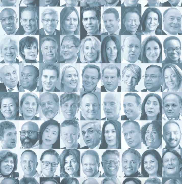 How to Be a C.E.O, From a Decade's Worth of Them - NewYork Times | Business Day, by Adam Bryant, 10.27.17