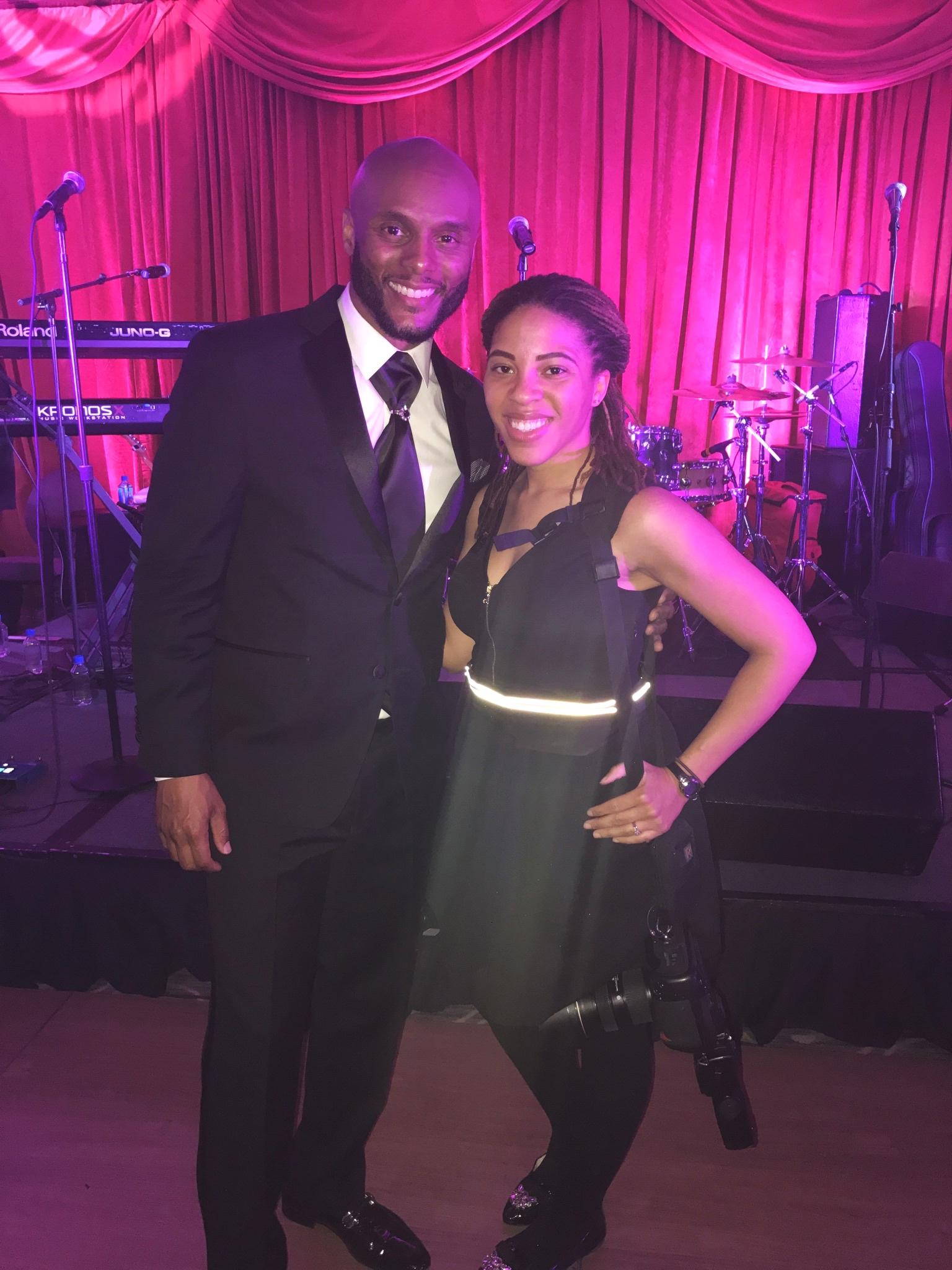 Grammy Nominated R&B singer, Kenny Lattimore