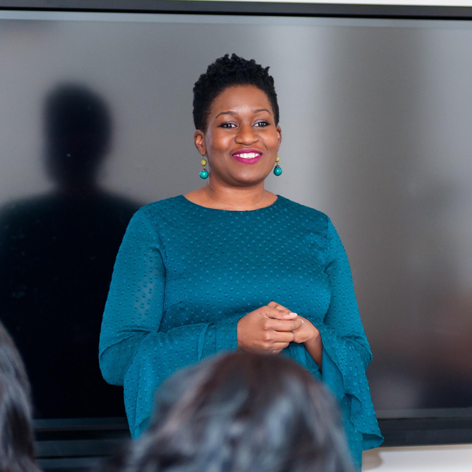Jacqueline Nwobu - CEO of Munaluchi Bridal Magazine