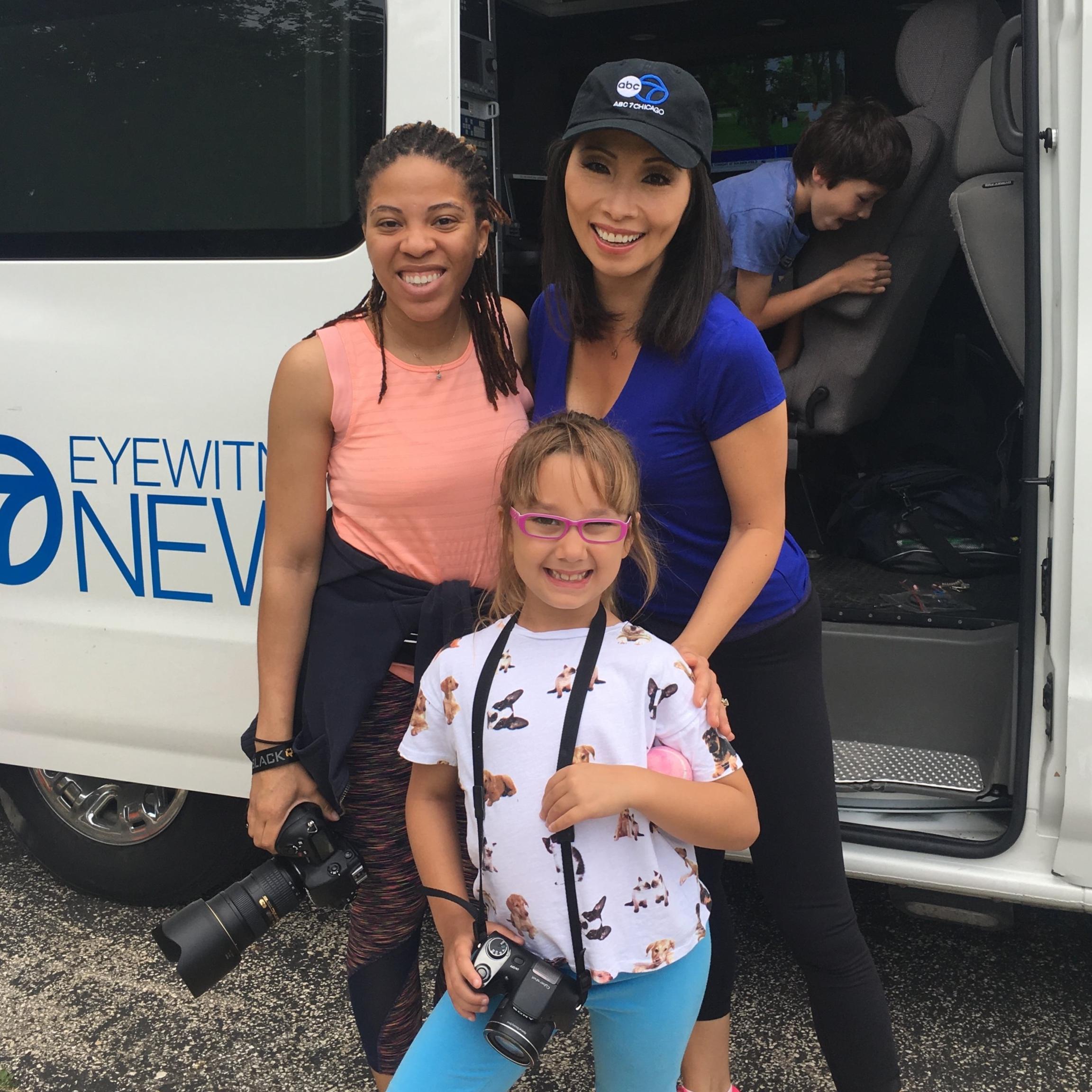 Judy Hsu of ABC 7 News