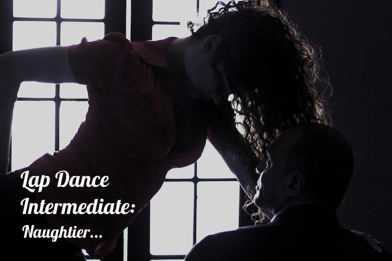 Lap Dance Intermediate - Wednesday Oct 2, 20197:30-9:00pm