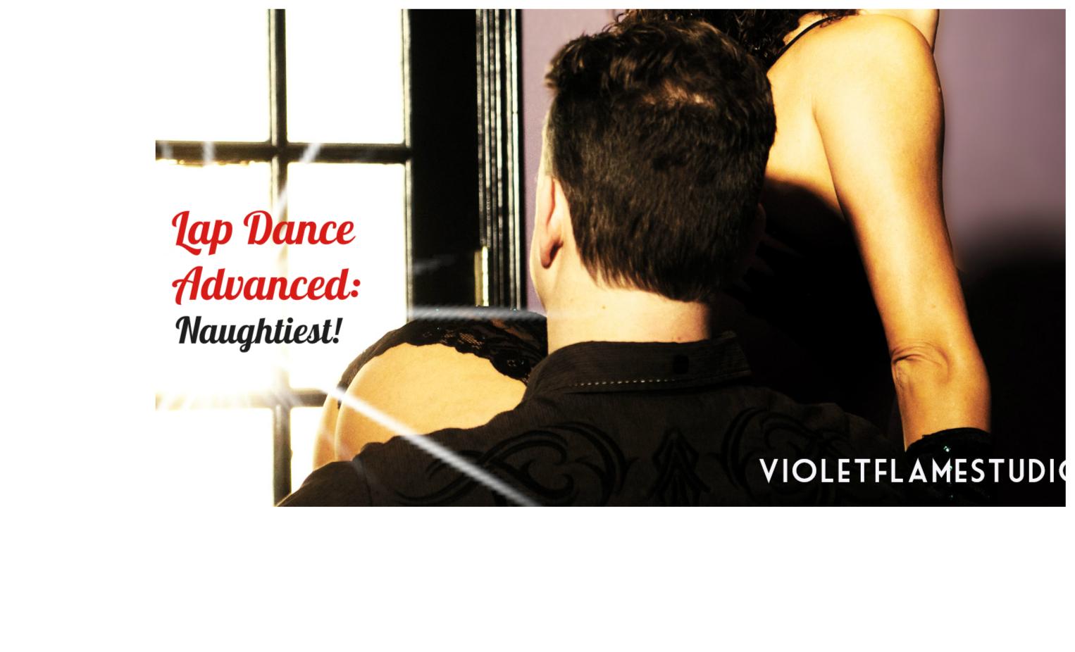 Lap Dance Advanced - Wednesday October 9th7:30-9:00pmREGISTER HERE!