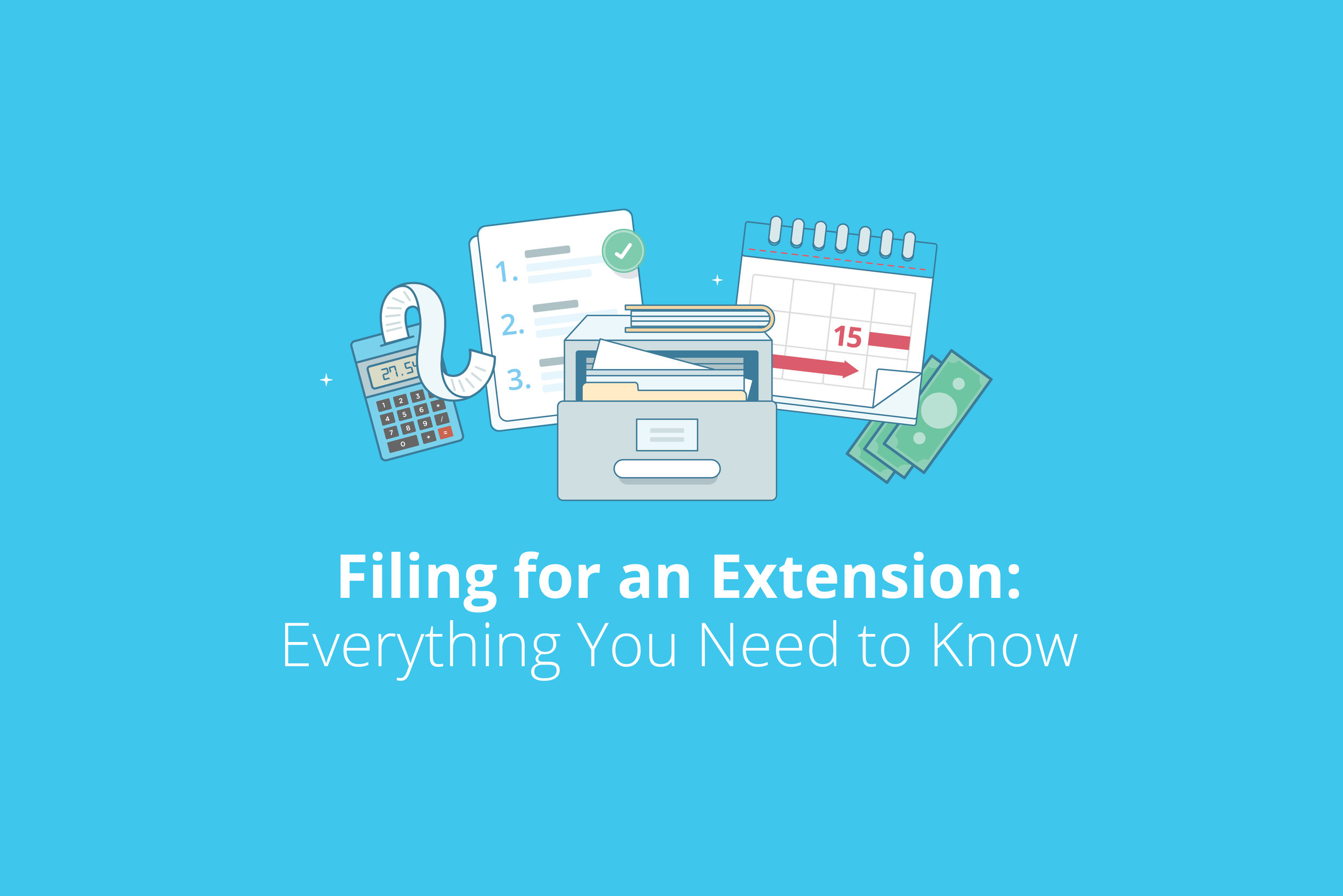 how to file a tax extension