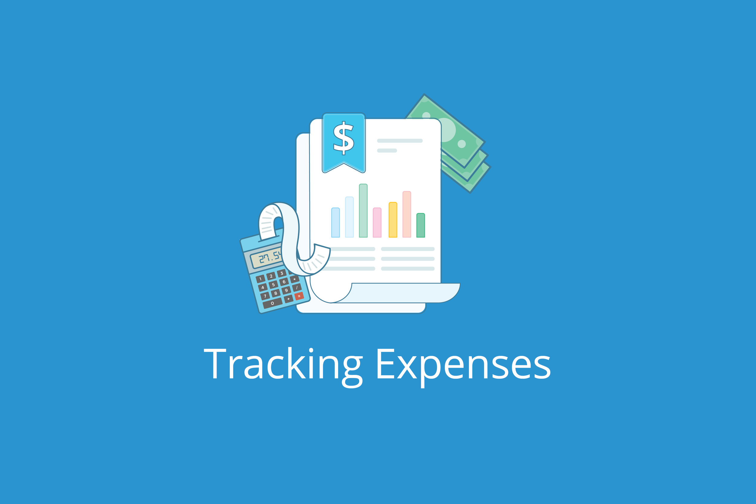 tracking business expenses