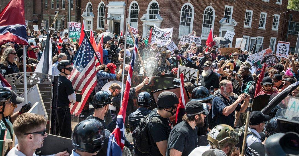 #608 - Charlottesville, Donald Trump,...
