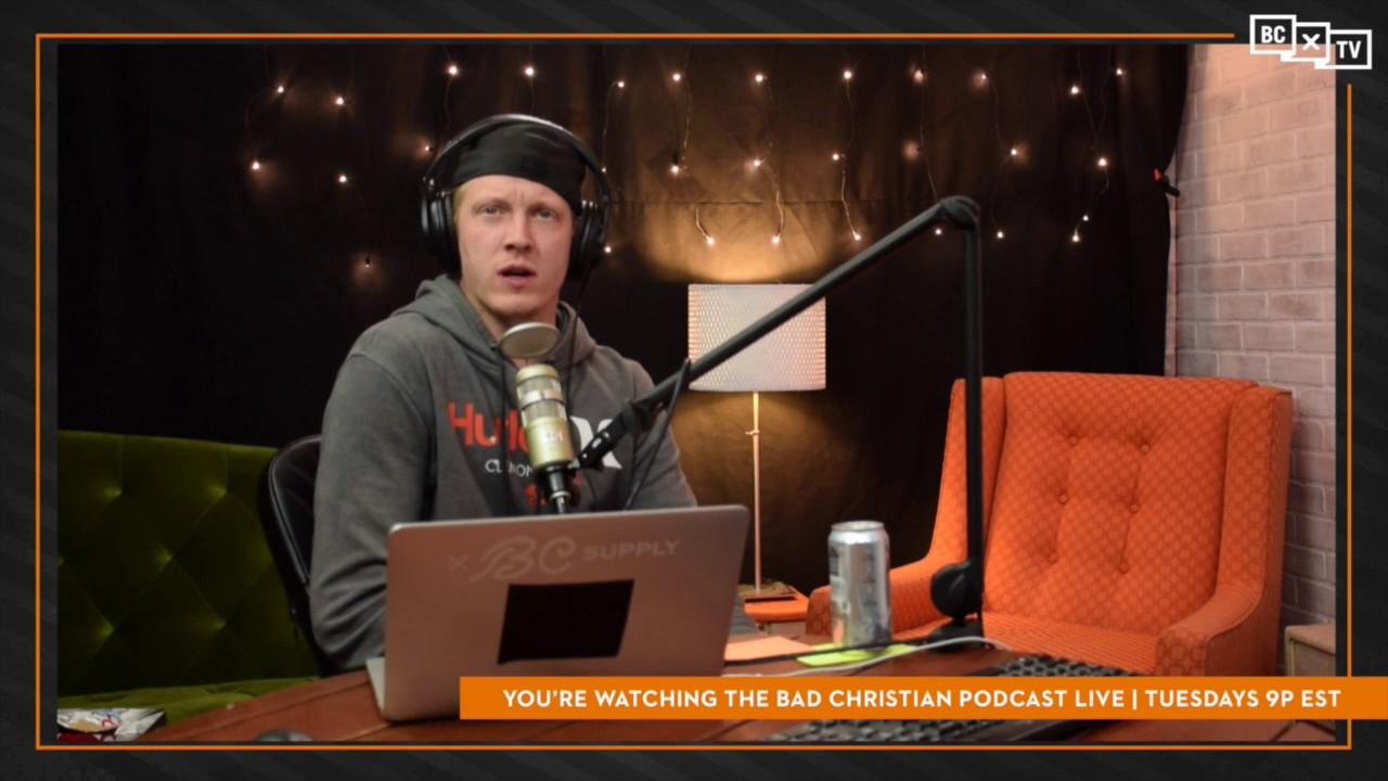 #609 - Matt Carter - Bad Christian...