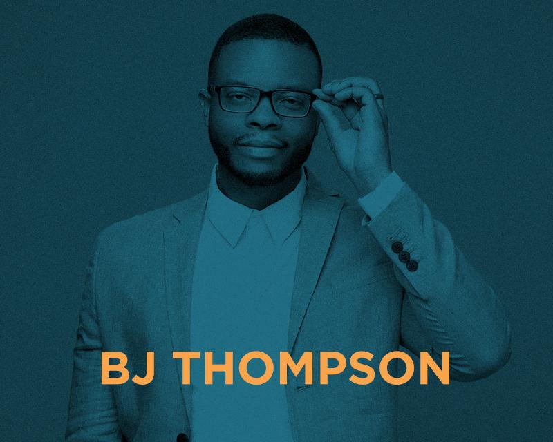 #611 - BJ Thompson - Black Lives...