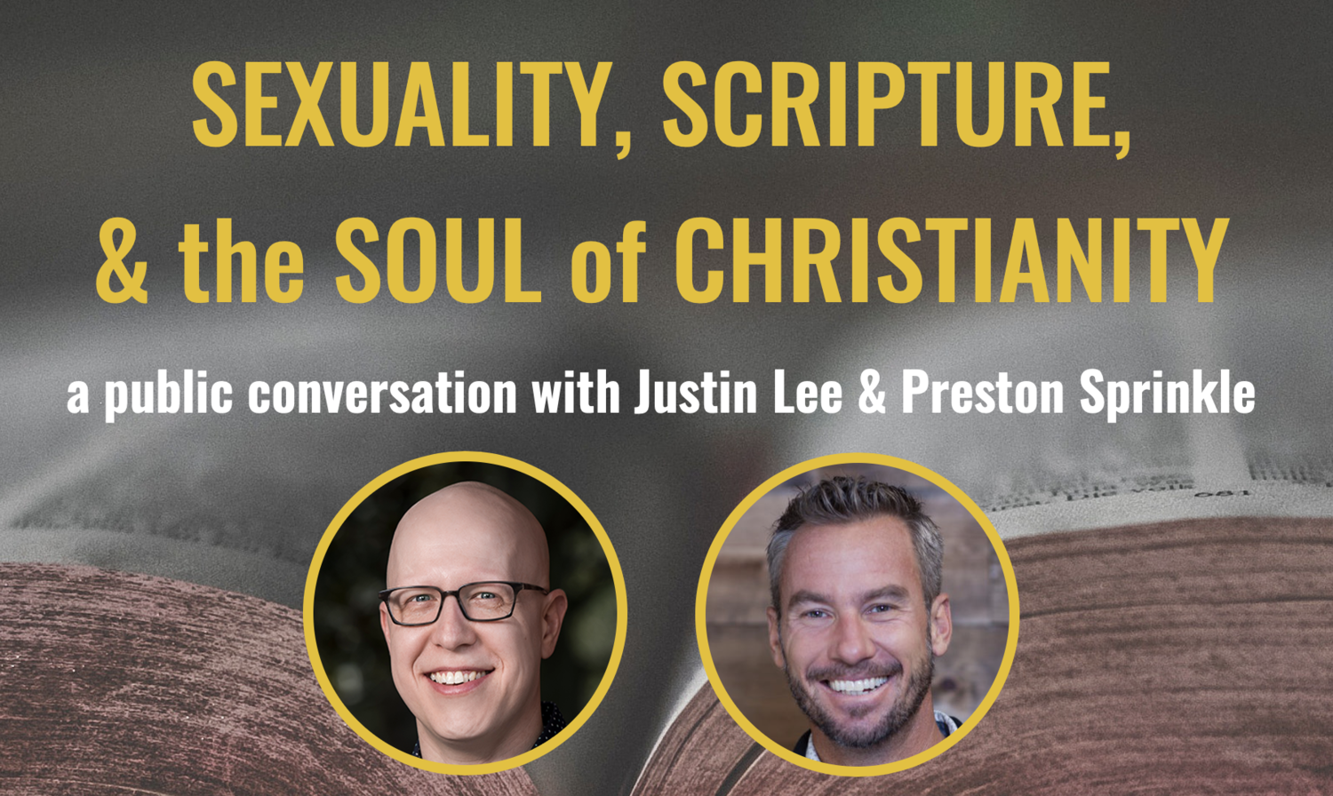 #731 - A Dialogue with Justin Lee...