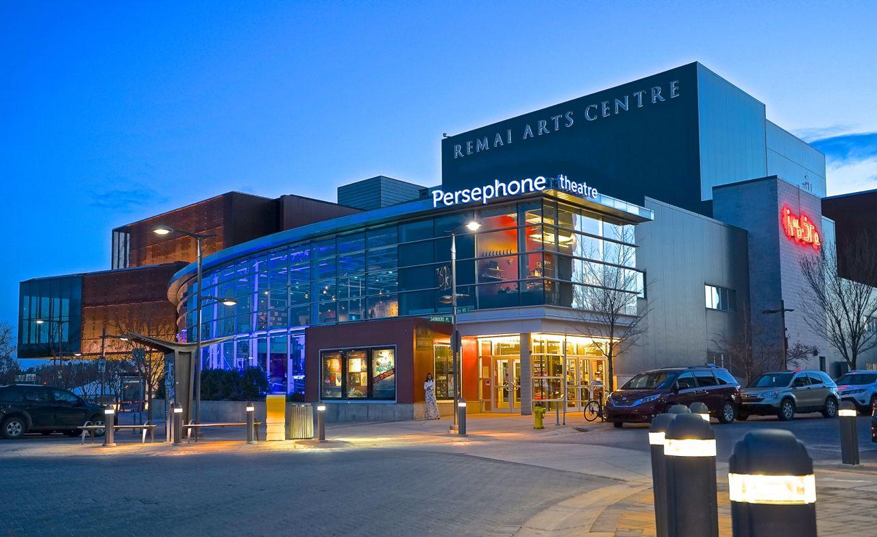 Persephone Theatre Remai Arts Centre, Saskatoon