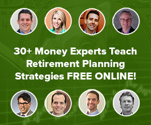 Wealth Summit: Register with code FISIDE50 for 50% off an All Access Pass!