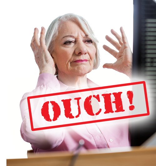 TOTAL COST: $5,200 - Plus, Carol may NEVER be able to get a Medicare Supplement plan.