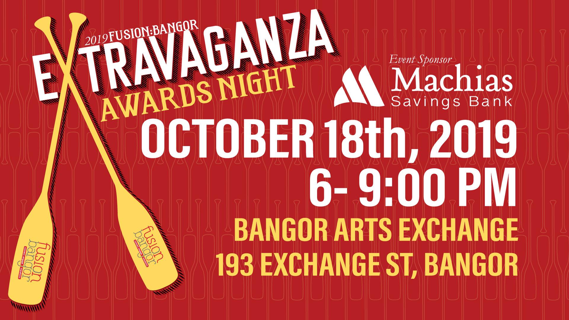 Upcoming FUSION Events — FUSION:Bangor