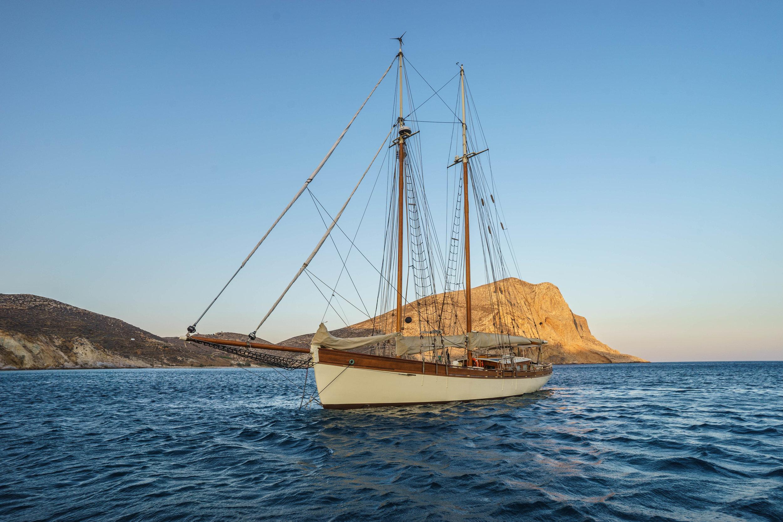 Movement Sailing