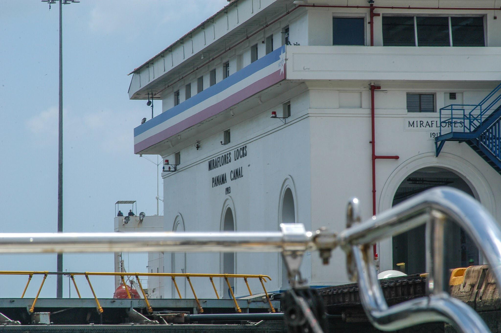 Movement Sailing - Panama Canal