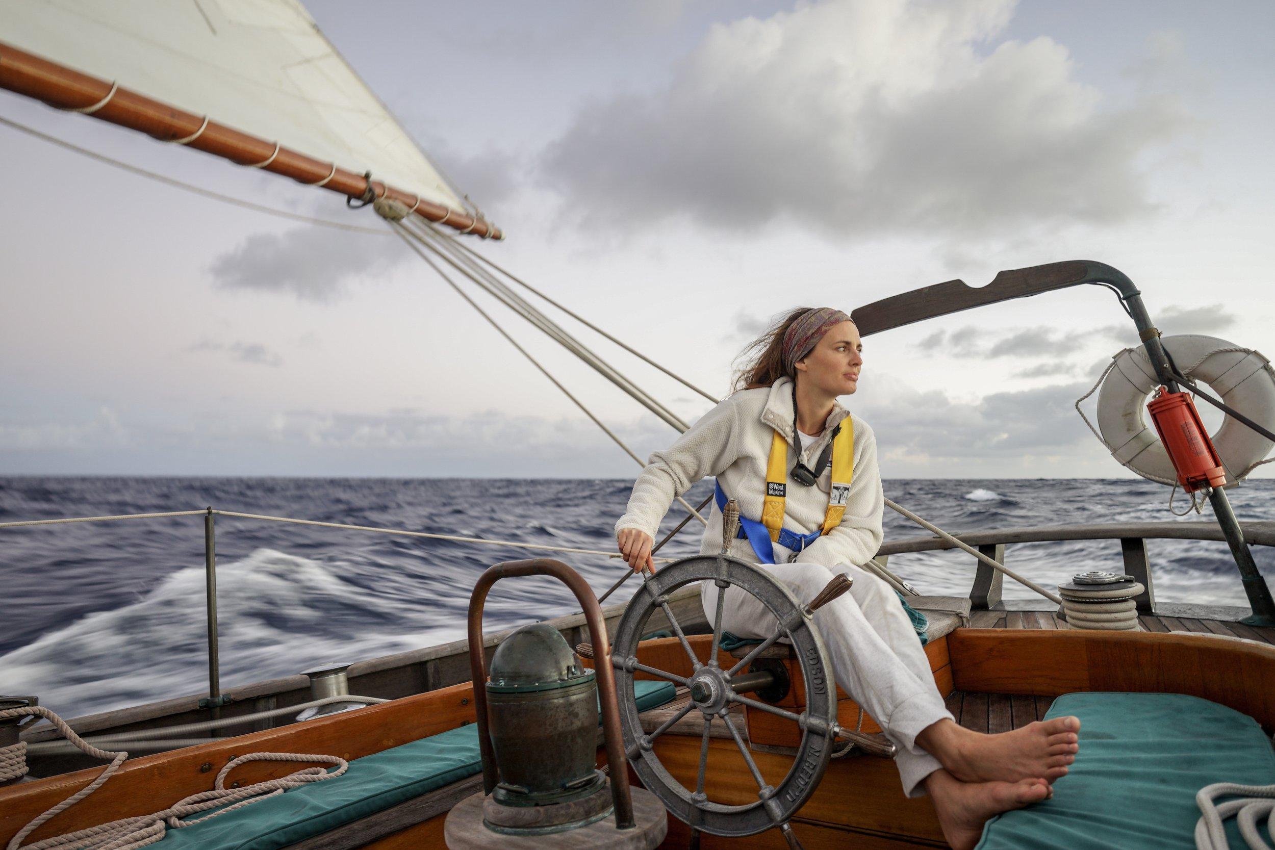 Allie Movement Sailing