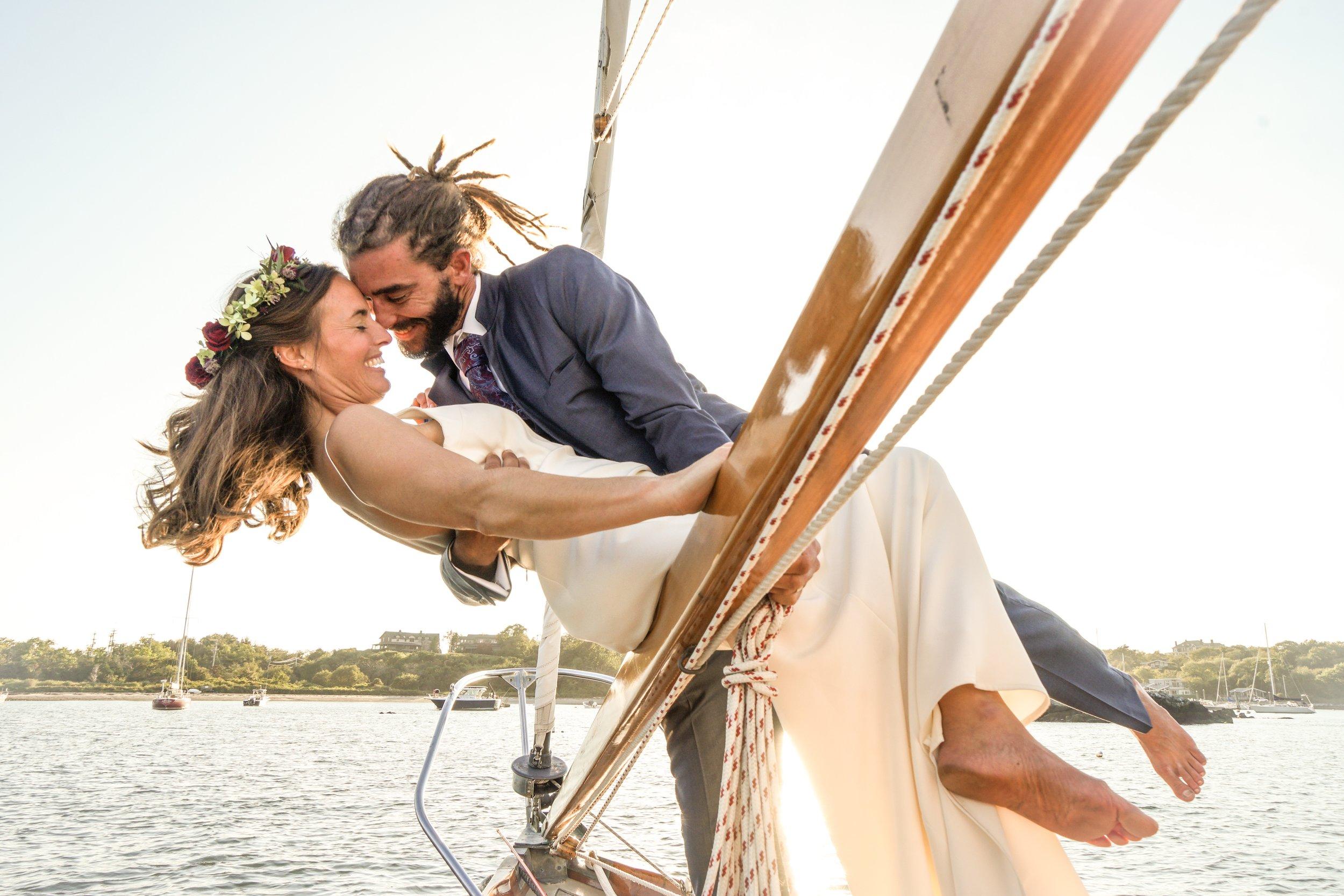 Wedding.Movement Sailing