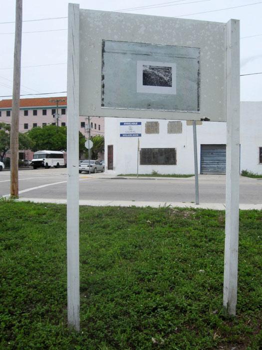 Installation view, Ryan Foerster , STL, Miami, 2012