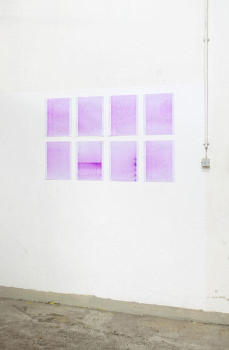 Installation view, Wire , STL,Dusseldorf, 2013