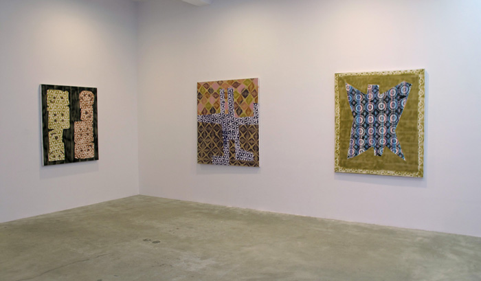 Installation view, Unicorn Kittens , STL, NY, 2013