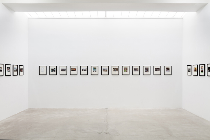 Installation view, The Middle of the Day , STL, NY, 2013